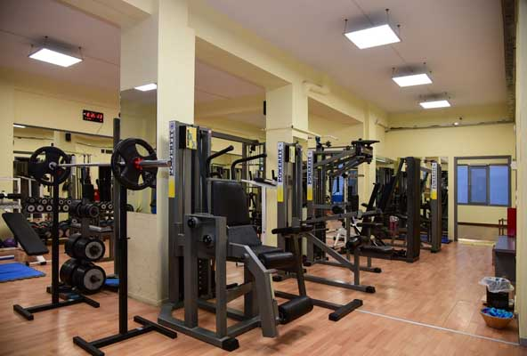 paros gym fitness factroy gallery photo 10