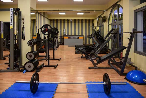 paros gym fitness factroy gallery photo 13